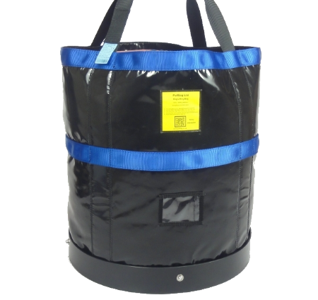 117 Litre Open Top Round Lifting Bag
